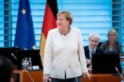 Kanselir Jerman Dilaporkan Jenguk Pemimpin Oposisi Rusia