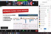 Himasa Kampus UBSI Bogor Sukses Gelar Webinar SMITEAC
