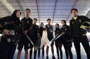 Knight Floorball Club Siap Mencetak Bibit Atlet Cabor Floorball