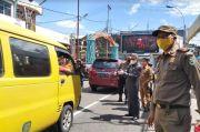 Tegakkan Perwali Prokes, Wali Kota Sidak Langsung Warkop, Warung Makan dan Pasar