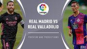 Preview Real Madrid vs Real Valladolid: Maksimalkan Poin Kandang