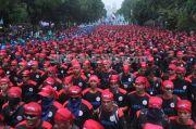 Klaster Ketenagakerjaan Tetap Masuk RUU Ciptaker, Buruh Ancam Demo Massal