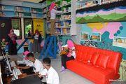 Mitsubishi Buka Pembukaan untuk Perpustakaan dan Balai Pertemuan Anak di Indonesia