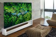 Bulan Oktober LG Rilis TV dengan Layar Bisa Digulung, Harganya Rp1,3 Miliar