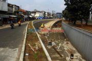 Pandemi Covid-19, Pembangunan 3 Flyover dan 1 Underpass di Jakarta Masuki Tahap Akhir