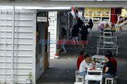Ini Alasan DKI Larang Restoran Layani Pembeli Makan di Tempat