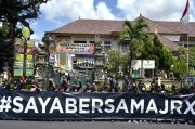 Demo Bebaskan Jerinx SID di Denpasar Bali Dibubarkan Polisi