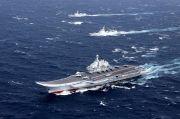 Militer China Latihan Perang Besar-besaran di Empat Laut
