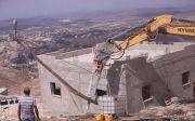 PBB: Israel Hancurkan Lebih dari 500 Bangunan Palestina Tahun Ini