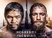 Pelatih Jamin Lawan Pacquiao Terjadi, McGregor: Ayo Mulai, Guys!