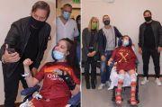 Dengan Suara Totti, Gadis 19 Tahun Terbangun dari Koma