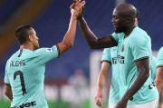 Susunan Pemain Benevento vs Inter Milan: Andalkan Duet Sanchez-Lukaku