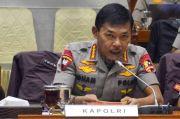 Saat Kapolri Idham Azis Ungkap Keinginan Makan Bareng Komisi III di Gedung DPR
