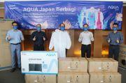 Aqua Japan Apresiasi Tenaga Medis yang Berjuang Lawan Corona