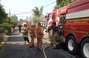 Gudang Kabel di Kalideres Ludes Terbakar, Kerugian Masih Dihitung