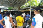 Terjaring Razia Masker, 24 Warga Warakas Disanksi Sosial dan Denda Rp100.000
