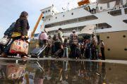 Dua Sisi, Penumpang Kapal Laut Turun Drastis Saat Angkutan Barang Stabil