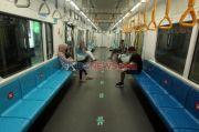 PSBB Ketat Lagi, Penumpang MRT Merosot Hanya 13.000 Orang per Hari