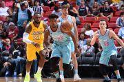 Final NBA Game 1, Kamis (1/10): Heat-Lakers Berebut Kemenangan Pertama