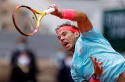 Melenggang ke Babak Ketiga Prancis Terbuka 2020, Nadal Perpanjang Rekor Kemenangan