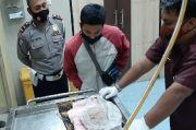 Janin Bayi Diduga Korban Aborsi Ditemukan Mengambang di Sungai Cidurian