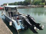 Suzuki Marine Ciptakan Alat Pengumpul Sampah Plastik di Laut