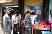 Pelanggaran Masker Menurun, Petugas Segel Toko yang Membandel