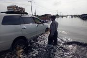 DPRD Kobar Desak Dinas PUPR Koordinasi dengan Pemprov Atasi Banjir di Jalan Kotawaringin Lama