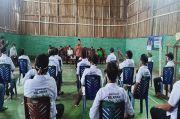 Patuhi Protokol Kesehatan, Pelantikan Tim Pemenangan Cagub Jambi Ini Dibagi Dua Sesi