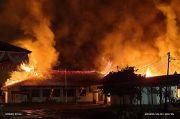 Kapolda Papua Tegaskan Usut Tuntas Peristiwa Pembakaran dan Tangkap Pelakunya