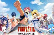 Duet Garena dan Kodansha Hasilkan Game Baru FAIRY TAIL: Forces Unite!