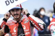 Bagnaia Merasa Terlalu Cepat Promosi ke Tim Pabrikan Ducati Corse