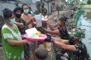 Ada Apa Sih Mak? Siang-siang Menyergap Anggota TNI AD