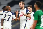 Hasil Pertandingan : Liga Europa, Piala Liga Inggris, La Liga
