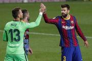 Gerard Pique Tegaskan Lionel Messi Tetap Pantas Jadi Contoh
