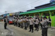 Polisi Tangkap Enam Orang, Diduga Dalang Kerusuhan di Keerom Papua