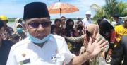 Kunjungi Lokasi Banjir Sungai Lariang Bupati Agus Mohon Bantuan Pemerintah Pusat