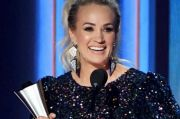 Carrie Underwood Pamer Perhiasaan Indonesia di Academy of Country Music Awards