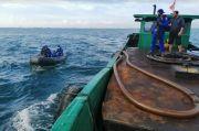 Kapal Pengangkut Solar Ilegal Ditangkap di Selat Singapura