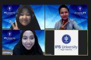 Rancang Platform Industri Halal, Mahasiswa IPB Juarai Kompetisi Bisnis Kemendikbud