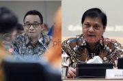 Satu Lagi dari Airlangga: Wilayah Anies Tak Gelar Pilkada, tapi Kasus Covidnya Terus Meningkat