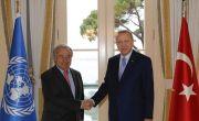 Perserikatan Bangsa-Bangsa Catat Kesepakatan Maritim Turki dan Libya
