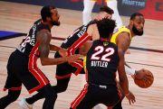 Final NBA Game 2, Sabtu (3/10): Miami Heat Si Telat Panas