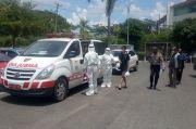 Satu Tahanan Polrestabes Palembang Terkonfirmasi Positif COVID-19