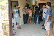 Joki Curanmor di Masjid Kota Baturaja Tekepor Didor Polisi