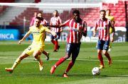 Atletico Gagal Lanjutkan Momentum Saat Jamu Villarreal