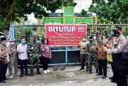 Langgar Protokol Kesehatan, Satgas COVID-19 Sumut Tutup Wahana Hiburan Hairos Waterpark