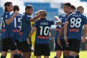 Awas Liverpool! Atalanta Kian Ganas, Bikin Cagliari Babak Belur