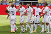 Real Madrid Dongkel Posisi Real Betis di Puncak Klasemen La Liga