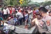 Miris, 3 Wanita Tewas Dilindas Truk Pengangkut Kelapa